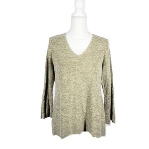 Eileen Fisher Cotton Knit Blouse